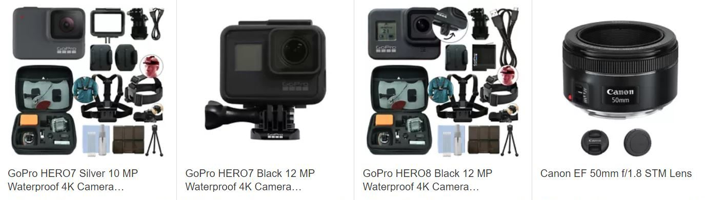 Ebay Camera