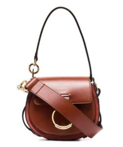 farfetch Chloe Tess mini bag