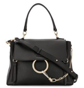 farfetch Chloe medium Faye day bag