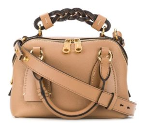 farfetch Chloe small Daria handbag