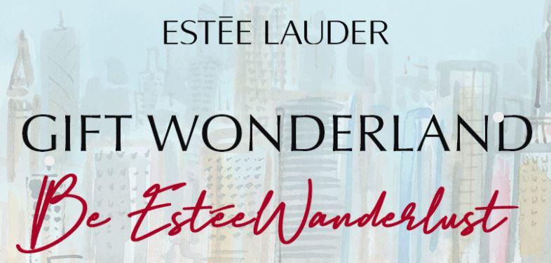 Estee Lauder優惠碼: 購買節日限量套裝 – 登記贏取私人遊艇海上(下午茶)