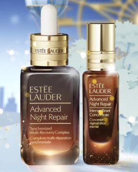 Estee Lauder優惠碼: 選購皇牌5G修復精華 – 送舒壓精華禮品