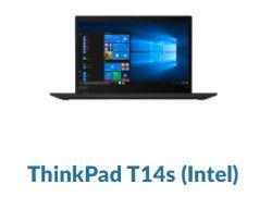 Lenovo ThinkPad T14(Int)優惠