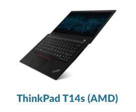 Lenovo ThinkPad T14s (AMD)優惠