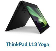 Lenovo Thinkpad L13 Yoga優惠
