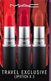 M.A.C Cosmetics優惠碼: 選購面部產品滿$480 – 送子彈唇膏組合 (價值$480)