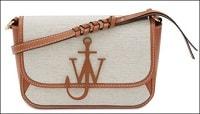 FARFETCH手袋優惠碼: JW Anderson braided midi Anchor bag – 20% OFF優惠