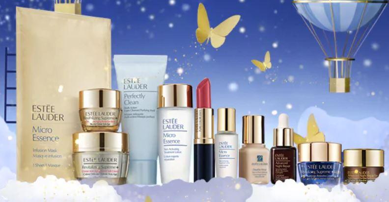 Estee Lauder優惠碼: 雙11優惠 購物滿HK$1,100 – 尊享11件皇牌禮品
