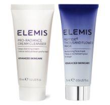 ELEMIS優惠碼: 任何購物- 送洗面乳+全效面膜