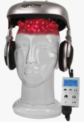 CurrentBody優惠碼: iGrow Laser 光學頭髮激活機 – 震撼52%OFF
