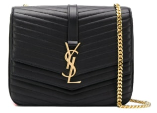 FARFETCH優惠碼: Saint Laurent Sulpice medium shoulder bag – 20% OFF