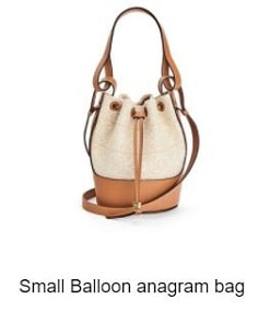 24s Small Balloon Anagram Bag