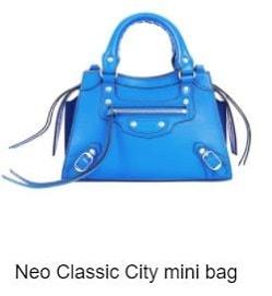 24s手袋: Neo Classic City Mini Bag