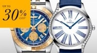 Goldsmiths優惠碼: 精選手錶優惠 – 高達30%折扣