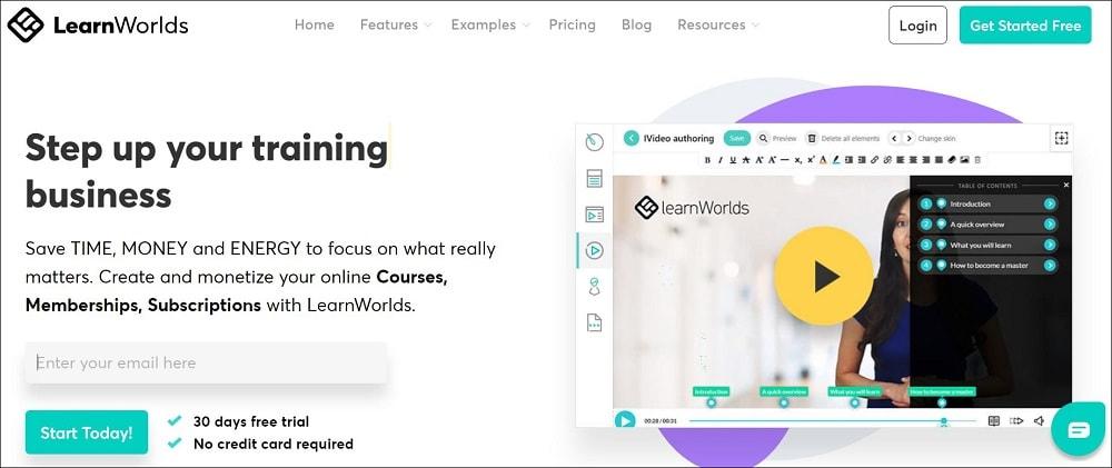 LearnWorlds優惠/簡介/教學